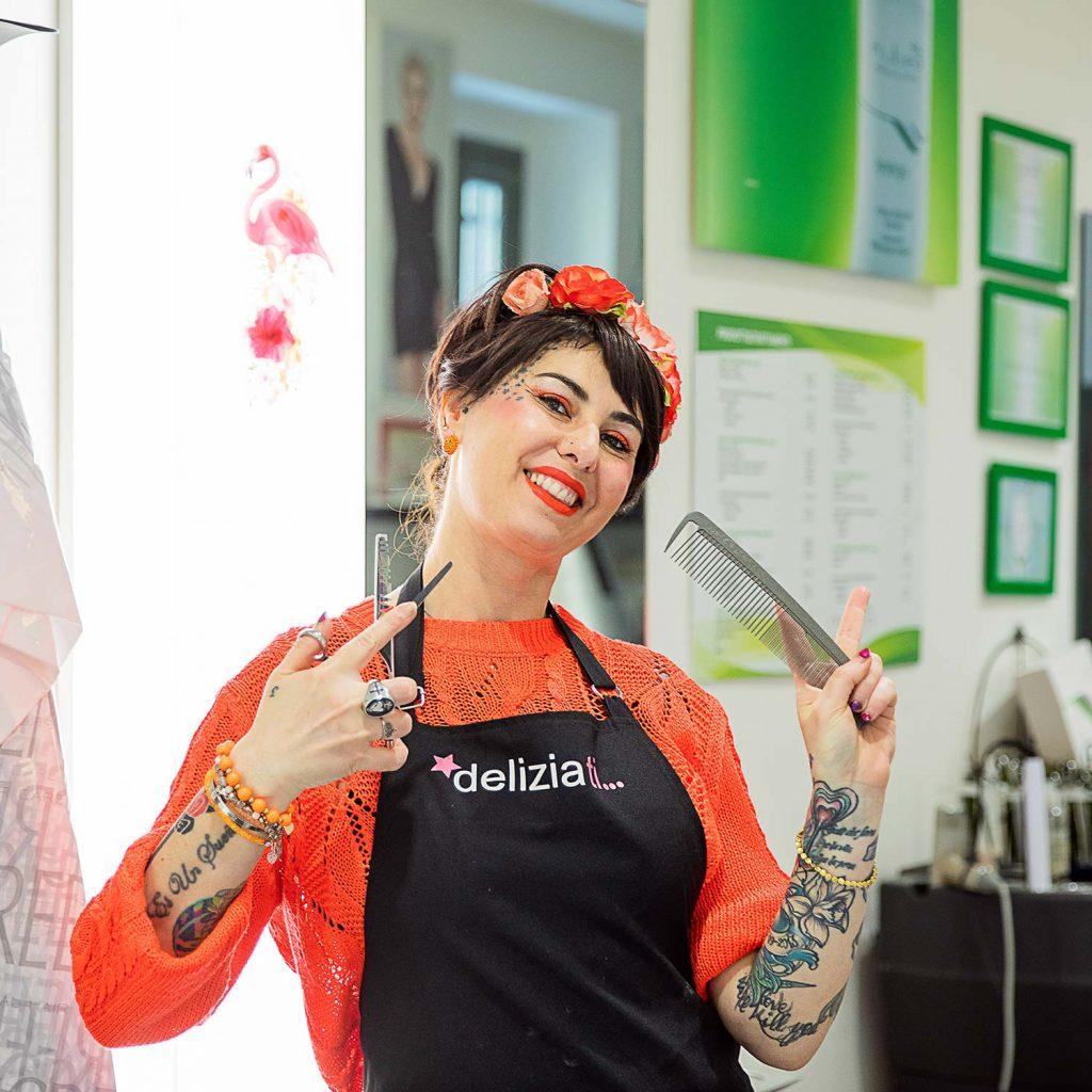 Deliziati Unisex Haircare